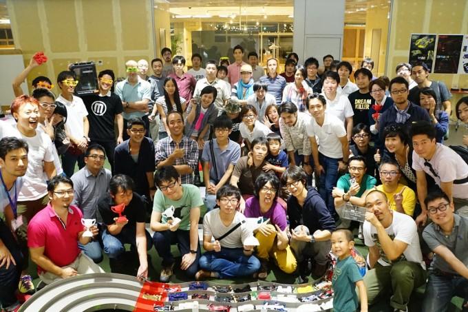 Fabミニ四駆カップ2014大会レポート