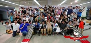 Fabミニ四駆カップ2015大会レポート