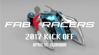 4/11 FAB RACERS CUP 2017 KICKOFF