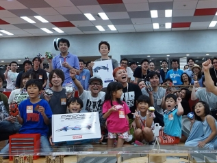 FAB RACERS CUP 2017 レポート