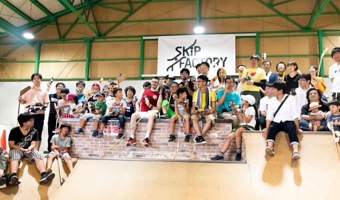 今年の夏で一番暑い1日!ストリートミニ四駆 SHINKURO CUPレポート